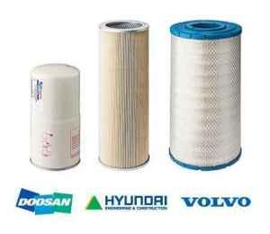 Hyundai Excavator Parts – Filters