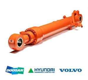 Daewoo Excavator Parts - Hydraulic Cylinder