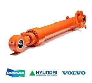 Hyundai Excavator Parts - Hydraulic Cylinder