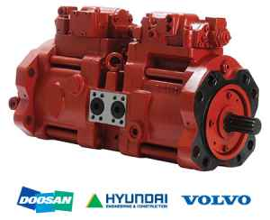 Daewoo Excavator Parts – Hydraulic Pump (Main Pump)