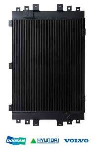 Volvo Excavator Parts – Oil Cooler