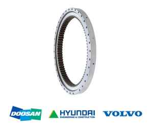 Daewoo Excavator Parts – Swing Bearing