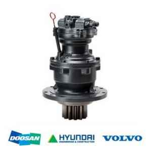 Doosan Excavator Parts - Swing Motor