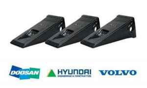 Hyundai Excavator Parts – Tooth Point