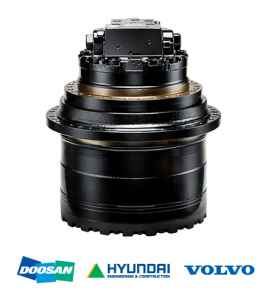 Doosan Excavator Parts - Travel Motor (Final Drive)