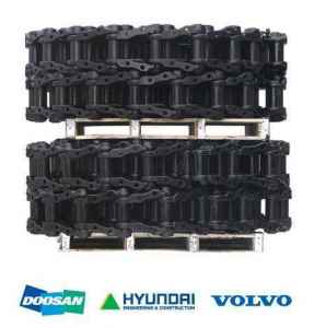 Hyundai Excavator Parts – Undercarriage
