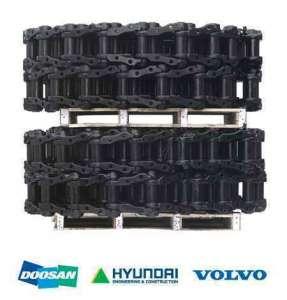 Volvo Excavator Parts – Undercarriage