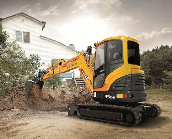Compact Excavator Maintenance Issues